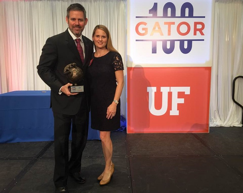 LeavenLaw Receives Gator100 Award from University of Florida